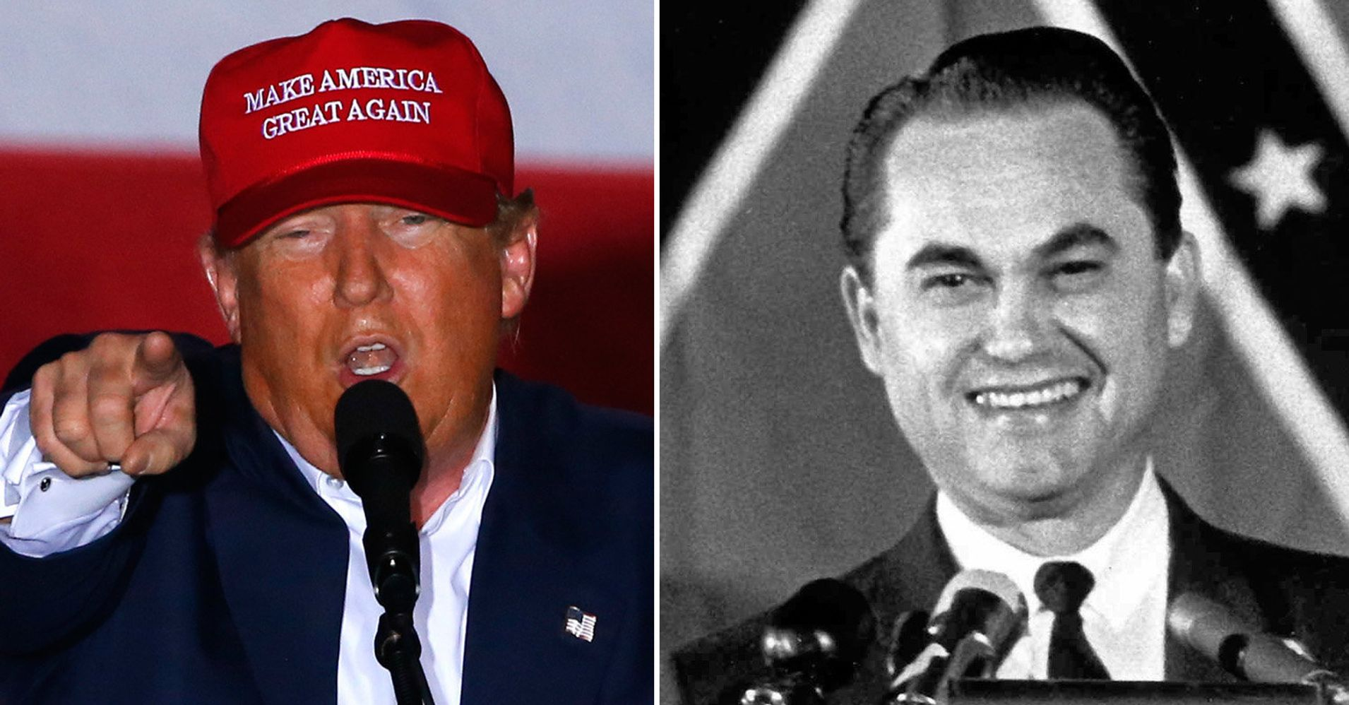 Who Said It: Renowned Racist George Wallace Or Donald