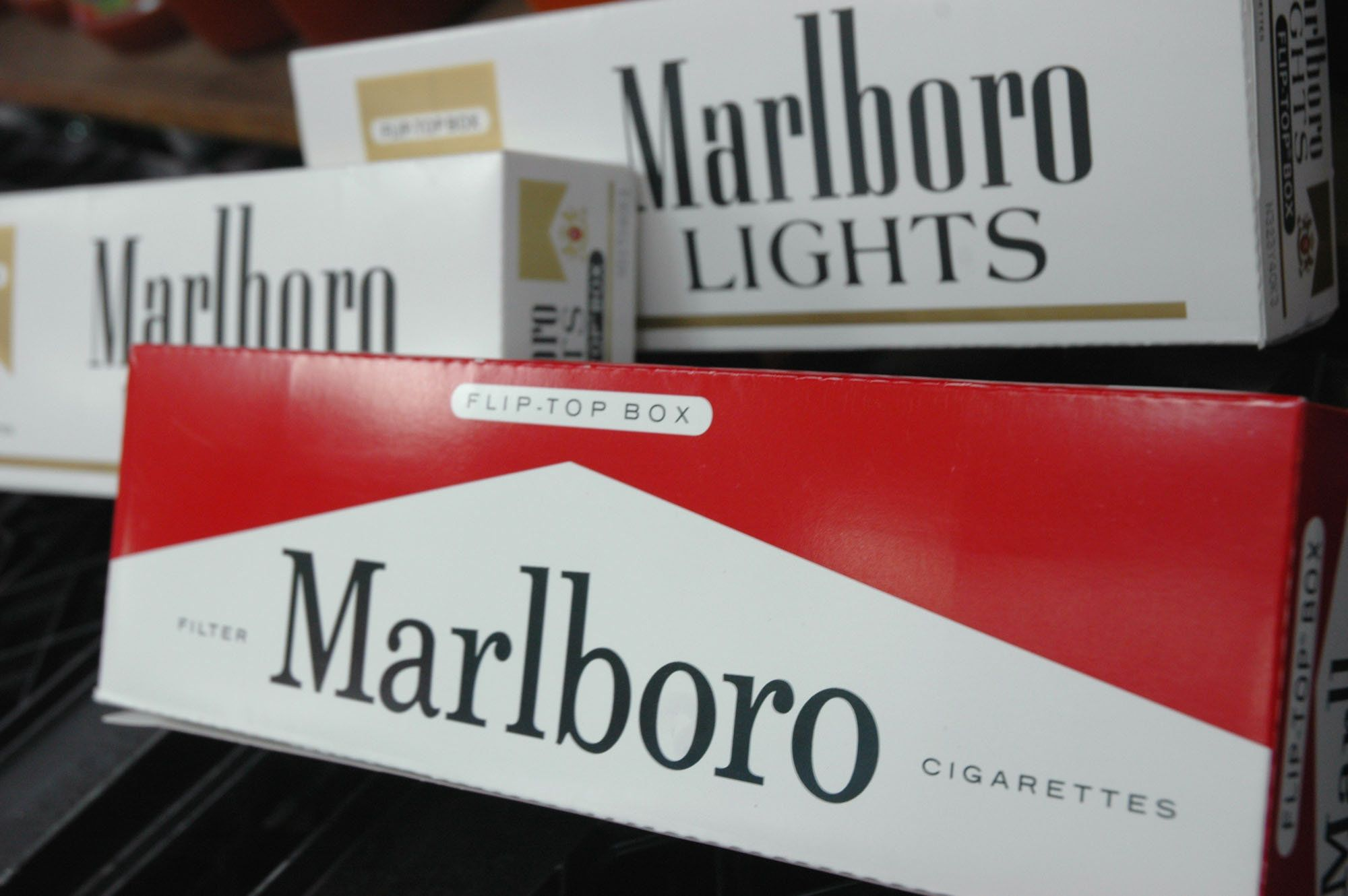 NJ cigarettes Marlboro minimum price