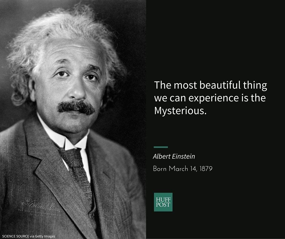 albert einstein on the spirituality that comes from scientific