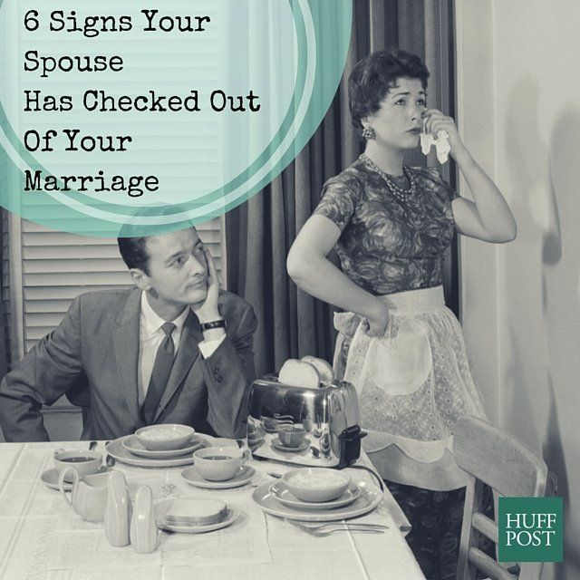 Signs Your Husband Is Unhappy With Your Marriage