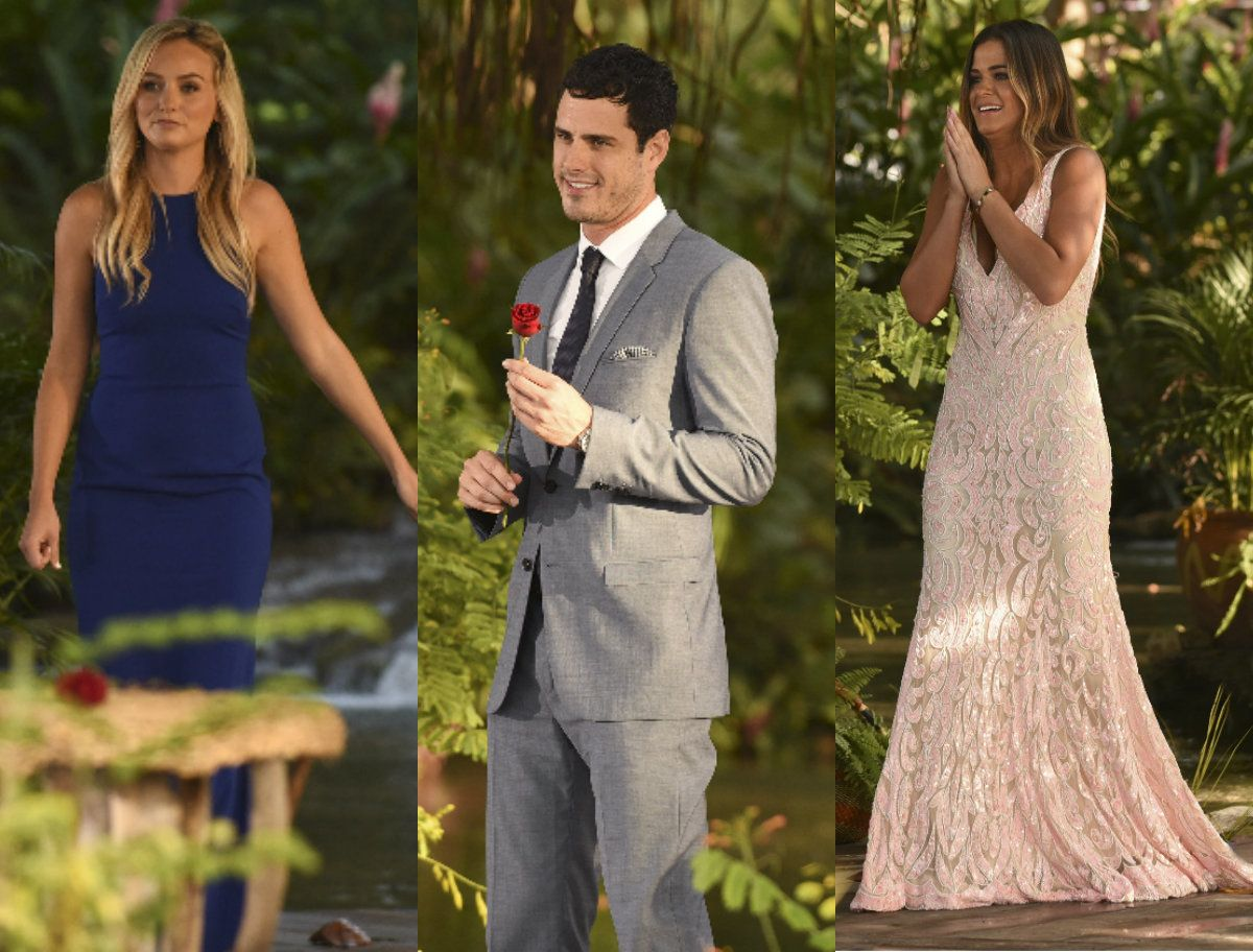 Ben Higgins: A man who had to choose between two beautiful women on national TV.