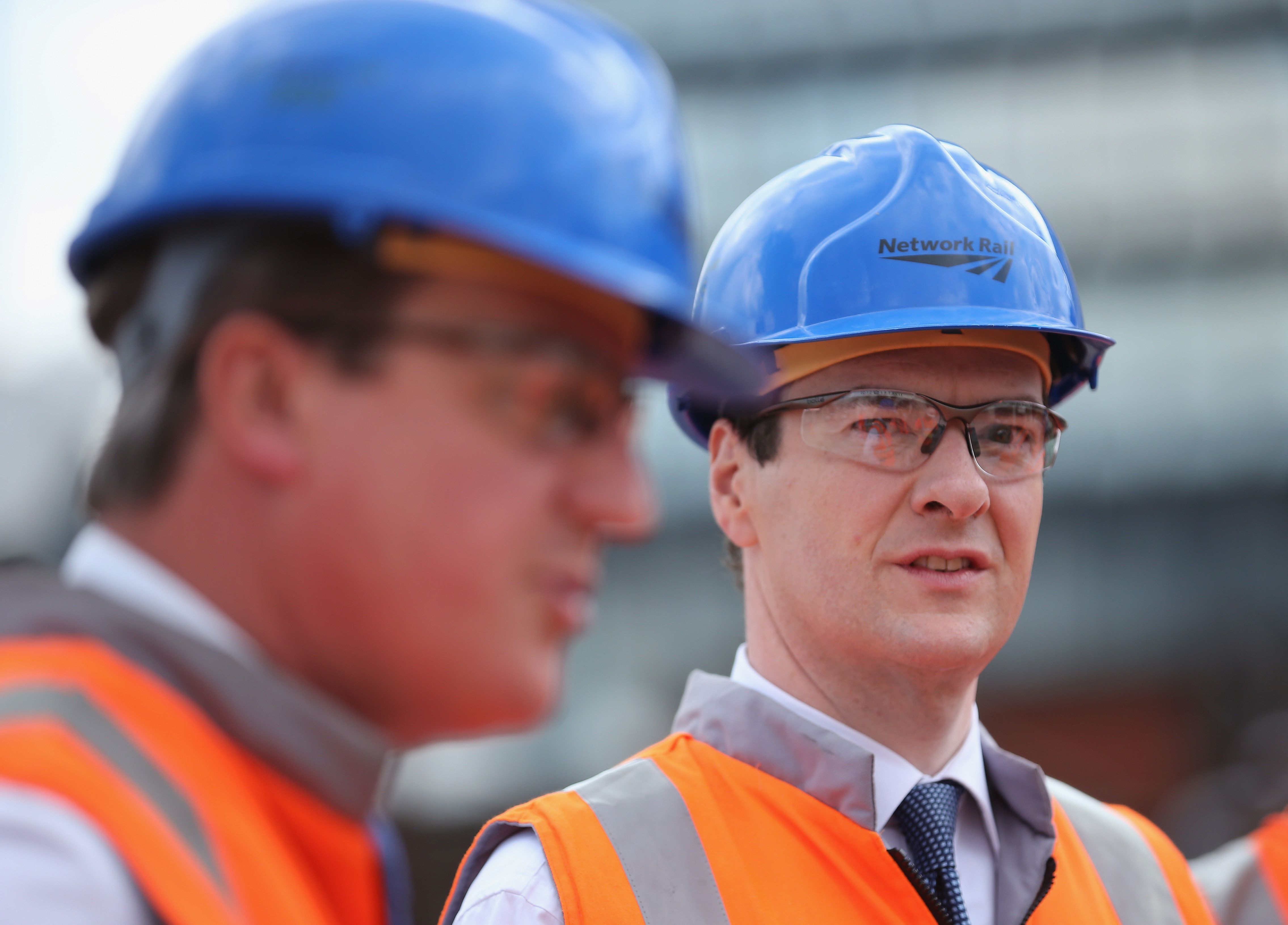 Major News For HS3 And Crossrail In George Osborne's Budget