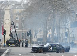 'Top Gear' Cenotaph Stunt 'Costing Licence Fee Payers £100K'