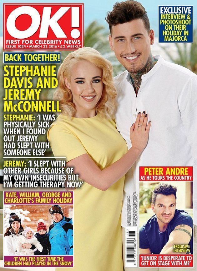 Stephanie Davis Reveals Why She Took Jeremy McConnell Back, Despite Cheating