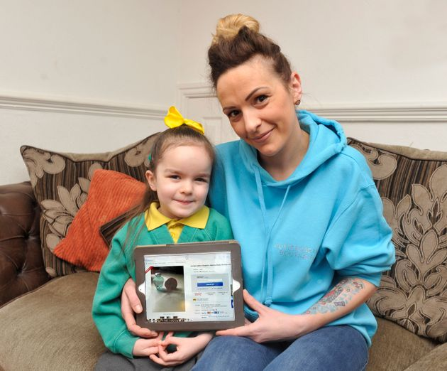 Gracie Davis was over the moon when she earned more than £200 for her