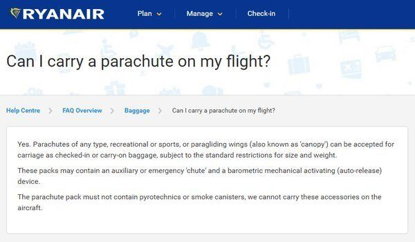 Ryanair Customers Are Obviously Not Too Confident If This Is In The