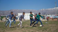 Even 5 Years Of Conflict Can't Stop These 9 Young Syrian Refugees Hoping For A Better