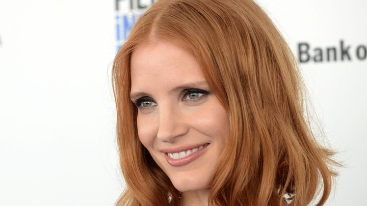 Jessica Chastain is all about that feminist sisterhood -- and it's awesome.