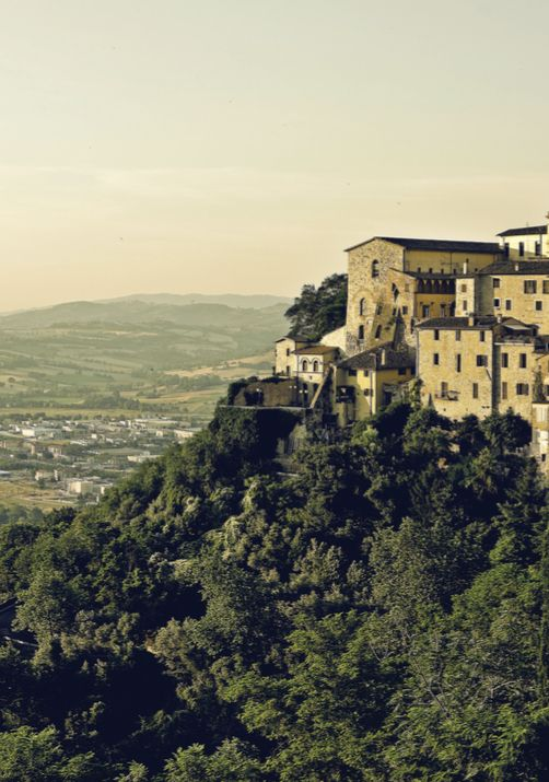 The village of Todi.