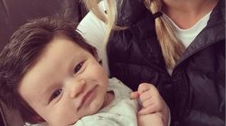 Baby With Incredible Hair Inspired Hilarious Meme