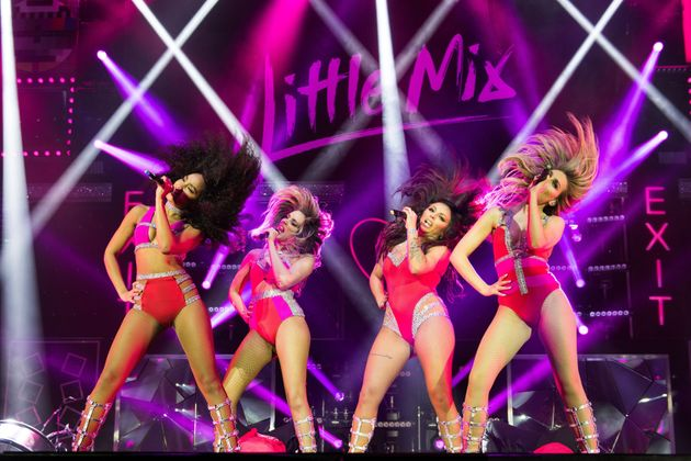 Little Mix do not care what you think of their outfits,