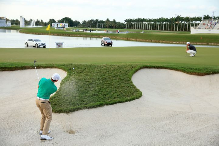 The Trump National Doral Miami attracts star golfers like Northern Ireland's Rory McIlroy to events like the&n