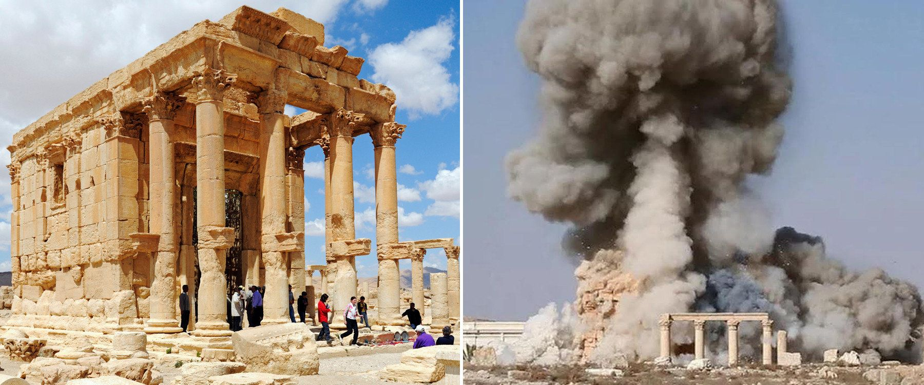 Syria Civil War Haunting Lonely Planet And Rough Guide Reviews Show
