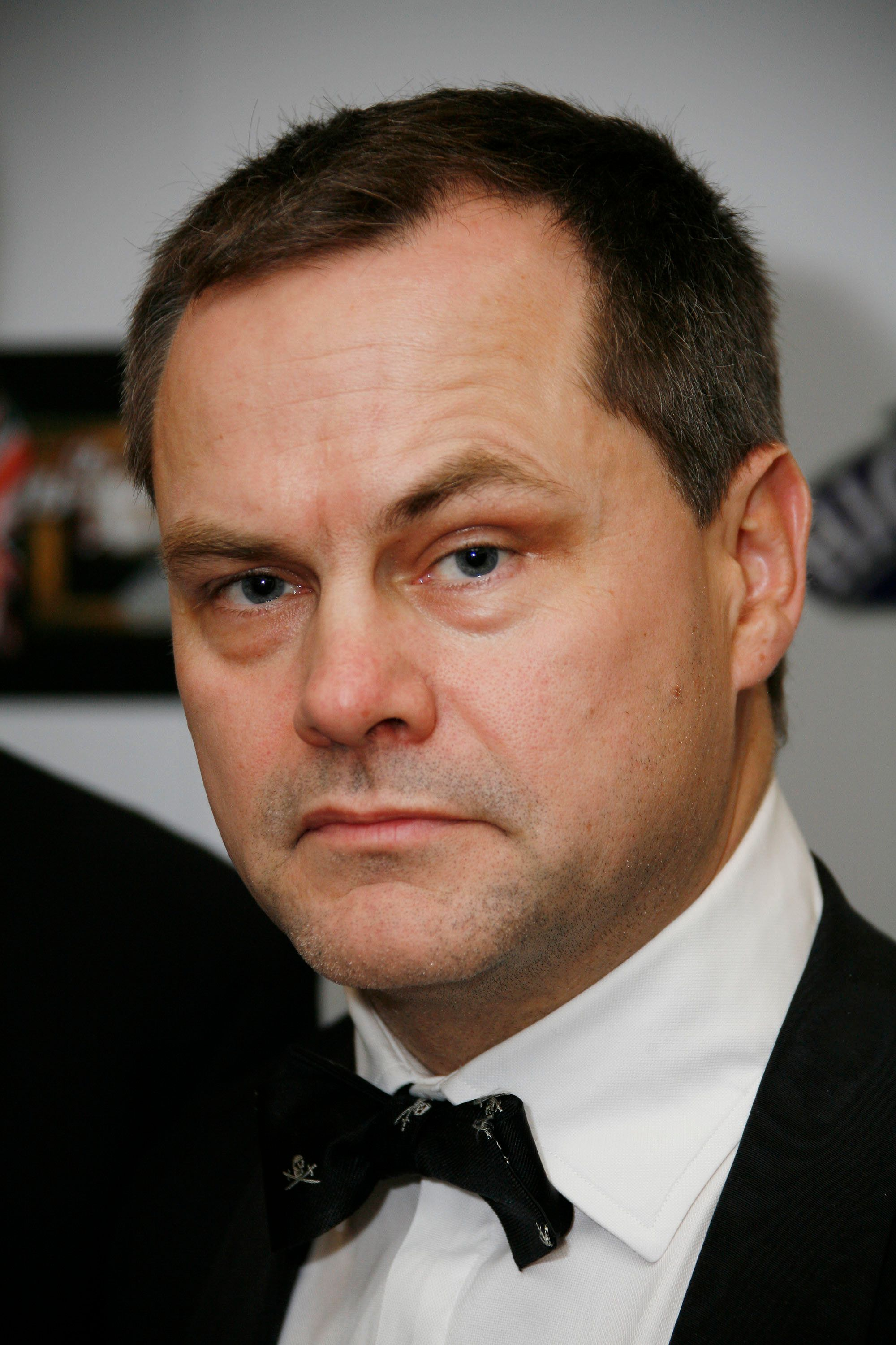 Jack Dee has only been presenting the show for one