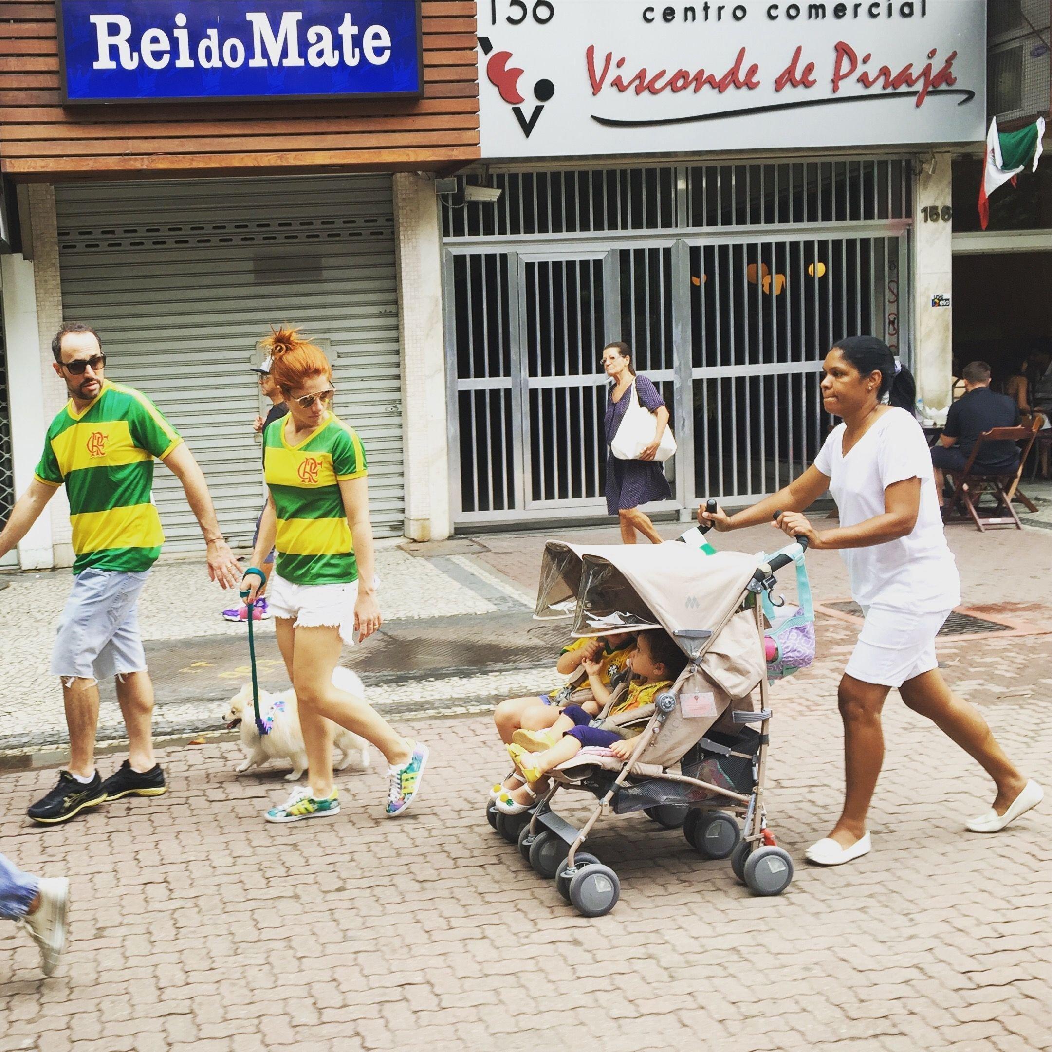 13/03/2016. Cr�dito: Jo�o Valadares/CB/D.A Press. Manifesta��o contra Dilma e o Partido dos Trabalhadores - PT em Ipanema, Rio de Janeiro.