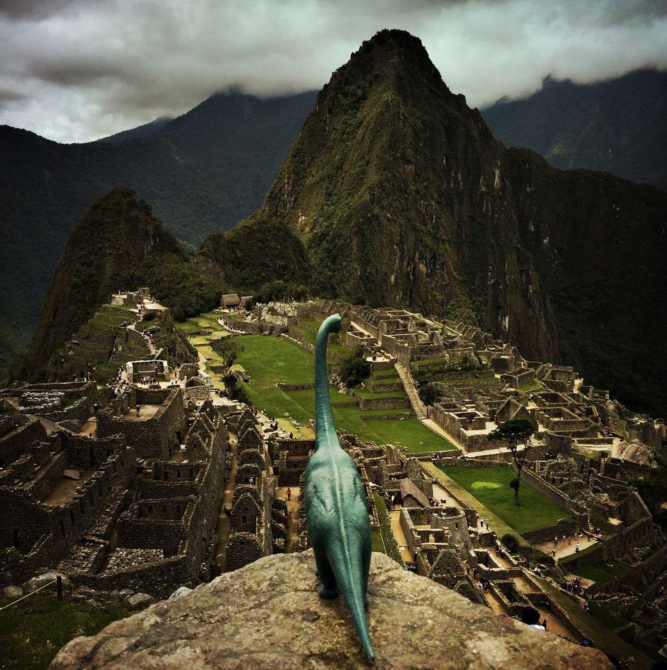 A quick stop in Peru.