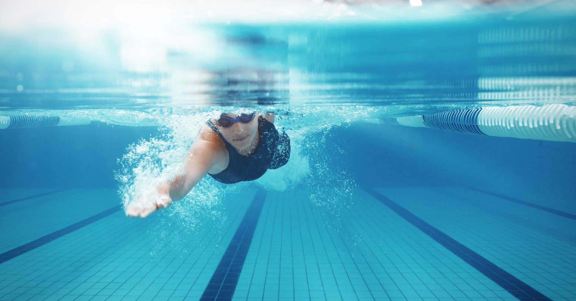 Why Swimming Is The Best Exercise Ever Huffpost