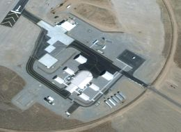 Alien Hunters Believe Google Maps Has Revealed A Secret UFO Base At Area 51