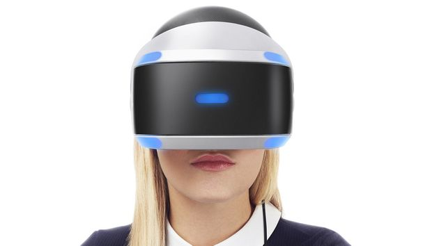 PlayStation VR UK Release Date Confirmed As 13 October And Will Cost