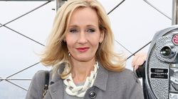 JK Rowling Sends Touching Message To Mother Of Young Cancer