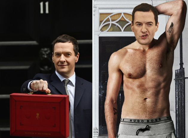 George Osborne Doesn't Look Like THIS