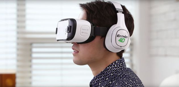 Samsung's New Gadget Makes Virtual Reality More 'Real' By Electrocuting Your
