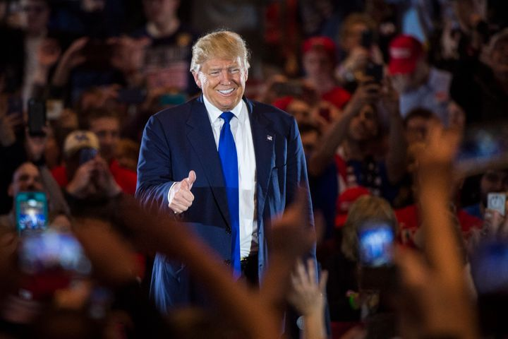 Donald Trump Is Successfully Conning The Entire Country