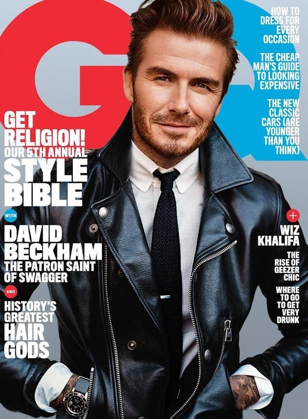David Beckham On How He Feels When He Has To Leave His Kids: 'I Get Physically