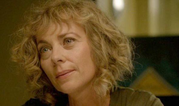 Annie plays Rachel Sanger in the Aussie prison drama