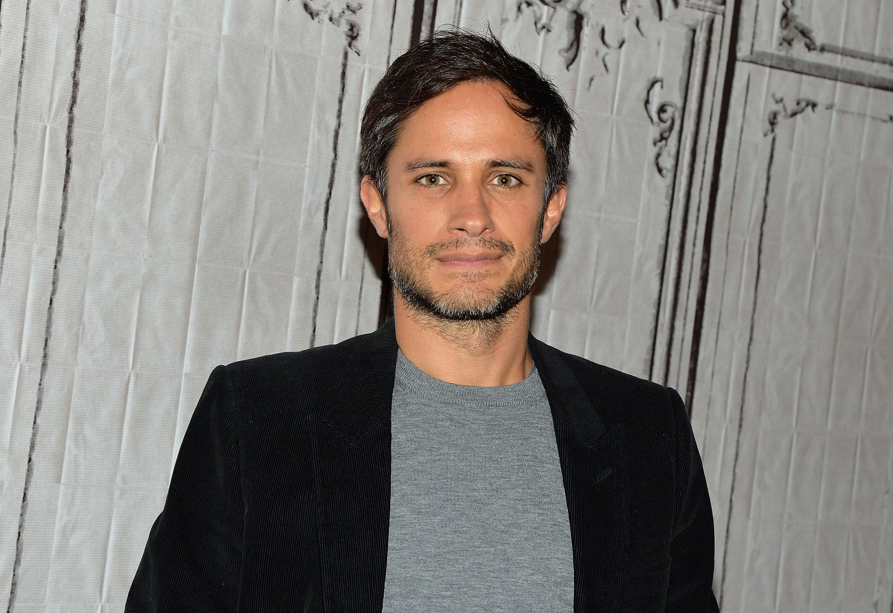 NEW YORK, NY - JANUARY 20:  Golden Globe-winner Gael Garcia Bernal (Best Actor in a TV Series, Comedy) visits AOL Build Speaker Series to discuss his award-winning show Amazon's Original Series 'Mozart in the Jungle at AOL Studios In New York on January 20, 2016 in New York City.  (Photo by Slaven Vlasic/Getty Images)