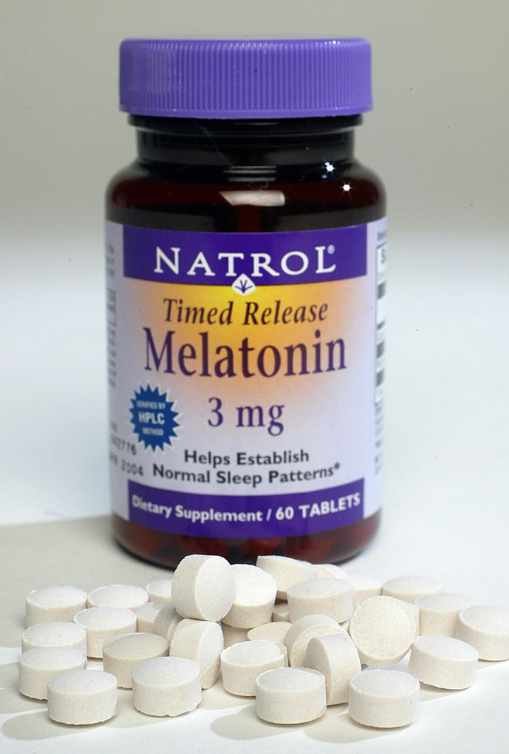 Body melatonin