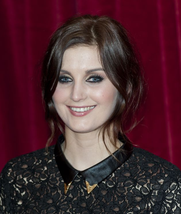 Sophie at the 2012 British Soap