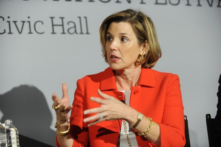 Sallie Krawcheck's experience on Wall Street led her to found an online investing platform targeting women.