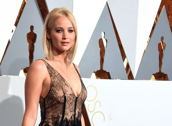 Jennifer Lawrence was one of the many celebrities whose accounts were hacked in 2014.