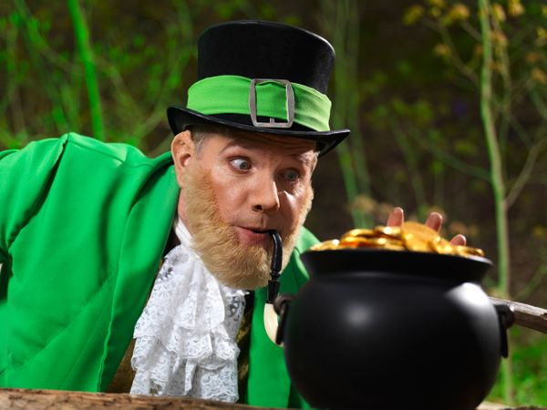 Here are 9 leprechaun facts to go with your 9 shots of jameson leprechaun tales date back to medieval times the earliest story is about how the king altavistaventures Images