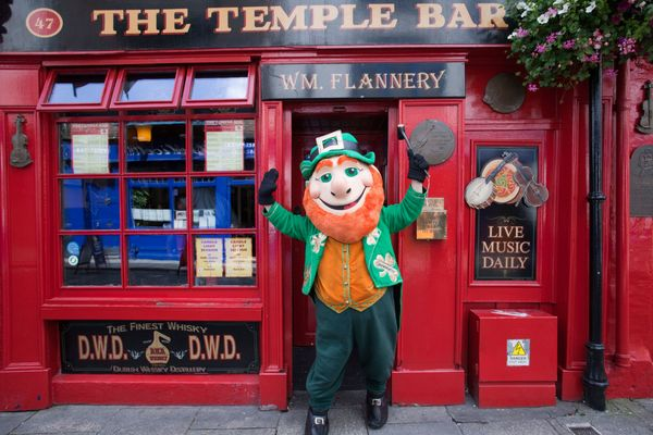 Leprechauns are allegedly excellent musicians and known for throwing wild parties where hundreds get together to dance, sing