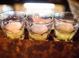 How To Make Pickleback Shot Glass From REAL Pickles