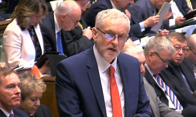 Jeremy Corbyn condemned the attack on the