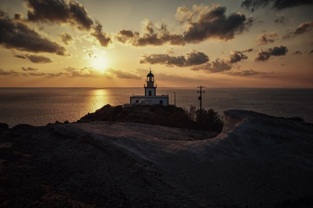 """Michal Huniewicz """"It's a romantic island with little light ..."""