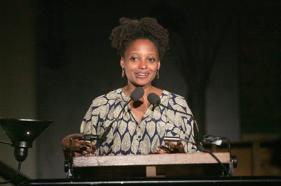Poet Tracy K. Smith.