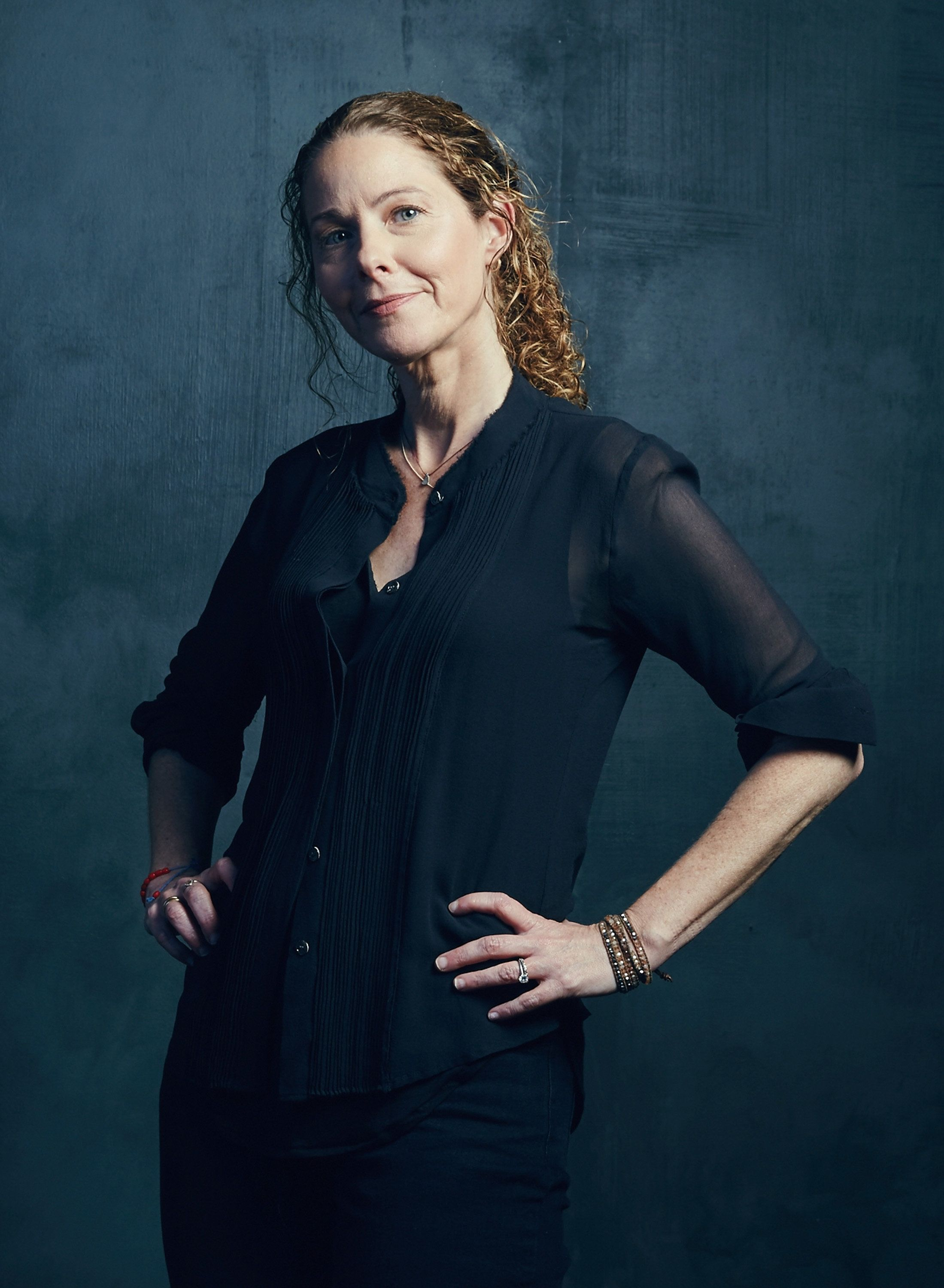 AUSTIN, TX - MARCH 14:  Writer/director Debra Eisenstadt of 'Before The Sun Explodes' is photographed in the Getty Images SXSW Portrait Studio powered by Samsung at the Samsung Studio on March 14, 2016 in Austin, Texas.  (Photo by Smallz & Raskind/Getty Images for Samsung)