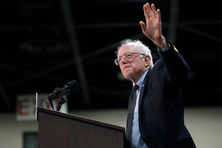 A report from Jezebel shows that Bernie Sanders' 10 highest-paid staffers are all men.