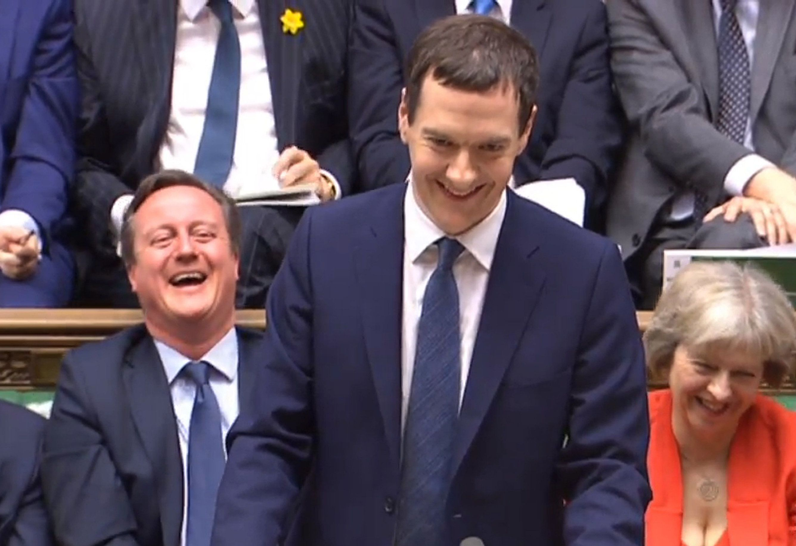 George Osborne delivered his Spring Budget on