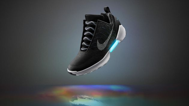 Eat Your Heart Out, Marty McFly: Nike Unveils Self-Lacing Sneakers For The