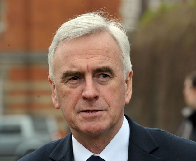 John McDonnell: It's Unacceptable Disabled People Are Funding Tax Cuts For The