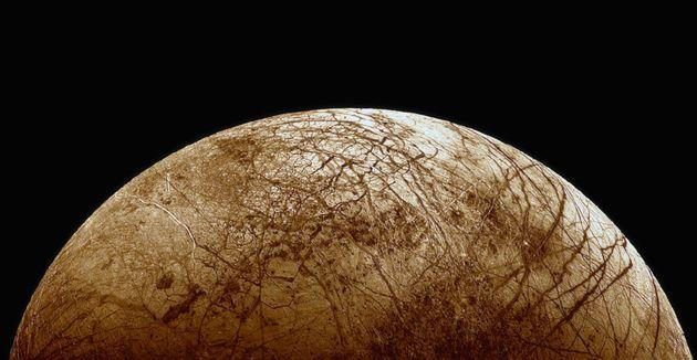 Jupiter's icy moon