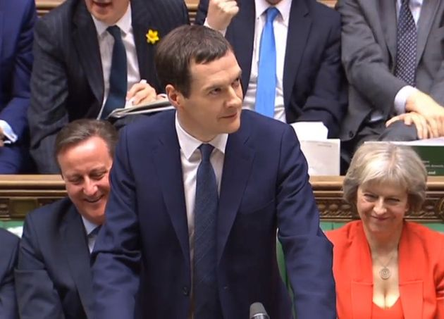 Budget 2016: George Osborne Hints He May Rethink Disability Benefit