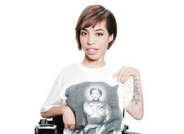 Beyoncé Hires Jillian Mercado, Model With Muscular Dystrophy