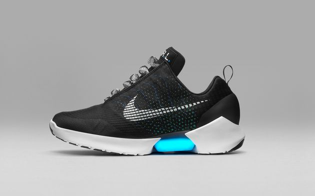 Nike Unveil Back To The Future Style Self-Tying Trainers You Can Actually