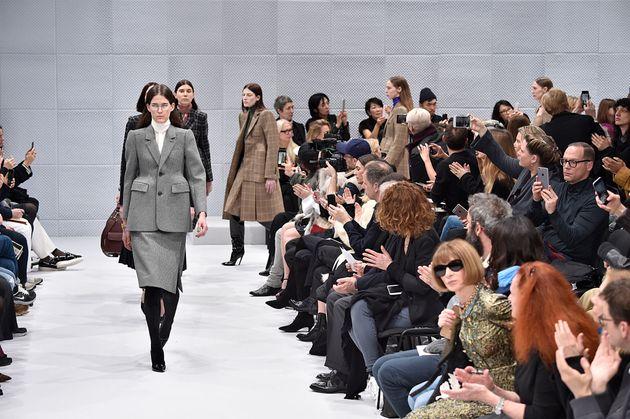 Not a single black modelwalked the runway at the Balenciaga Paris Fashion